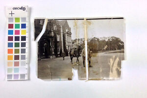 Photo, document and art on paper restoration