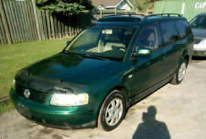 '01 Volkswagen Passat For Sale New Lowered Price $1100 As Is