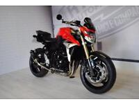 2012 - SUZUKI GSR750 L1, IMMACULATE CONDITION, £4,800 OR FLEXIBLE FINANCE