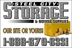 Storage Units Available FOR RENT!