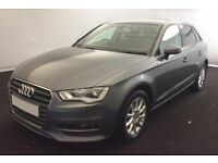 Audi A3 1.6 TDI Sportback Low Mileage 2014 (64 Plate) Excellent Condition