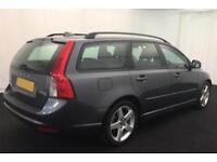 Volvo V50 1.6D 2010MY DRIVe SE R DESIGN FROM £25 PER WEEK!