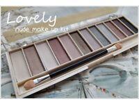 Lovely Nude Makeup Kit Eyeshadow Palette