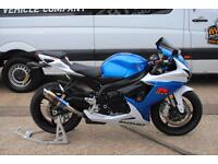 2014 - SUZUKI GSXR750, IMMACULATE CONDITION, £7,500 OR FLEXIBLE FINANCE TO SUIT
