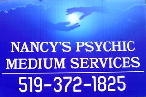 Nancy's Psychic Medium Services