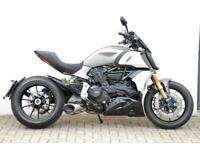 2021 Ducati Divel 1260 S with Termignoni Exhaust