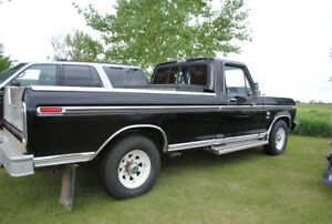 1976 Ford Camper Special For Sale by Auction