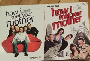 How I met your mother - Saisons 1 et 2 pour 12$! Metro Berri
