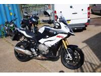 2015 - BMW S 1000 XR 999CC, IMMACULATE CONDITION, £9,750 OR FLEXIBLE FINANCE