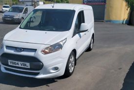 Ford Transit Connect van 3 seater