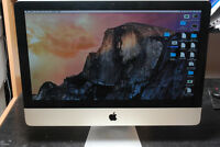 iMac 21.5 inch 2011 OSX Yosemite 10.10.2 . HP Printer Mouse Keyb