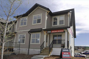 BRAND NEW  3 BEDROOM TOWNHOUSE FOR RENT IN HEARTLAND COCHRANE