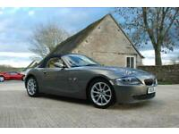 2008 BMW Z4 2.0i Edition Exclusive 2dr CONVERTIBLE Petrol Manual