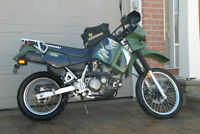 2003 KLR-650 ONLY 11,000km MINT CONDITION