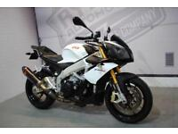 2014 APRILIA TUONO V4 APRC ABS, EXCELLENT CONDITION, £7,750 OR FLEXIBLE FINANCE