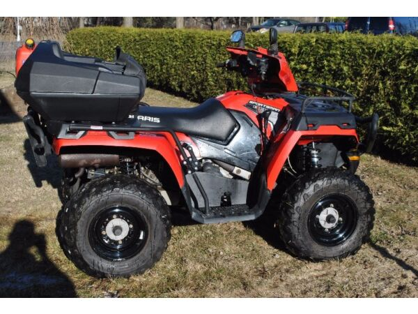 Used 2012 Polaris sportsman 800 EFI