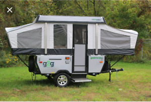 WANT to RENT a Tent or Camper trailer