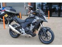 2014 - HONDA CB 500 X A-D, EXCELLENT CONDITION, £3,900 OR FLEXIBLE FINANCE
