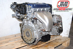 JDM Honda H23A DOHC Engine Bleu Top Accord SIR EURO R CL7