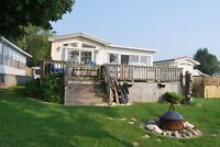 WATERFRONT SUMMER COTTAGE AT SHERKSTON SHORES