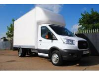 2015 FORD TRANSIT LUTON, 3.5T, EXCELLENT CONDITION, £15,650 OR FLEXIBLE FINANCE