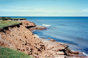 60 acres on the Gulf of St. Lawrence