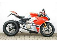 2019 Ducati Panigale V4S Corse with only 685 miles