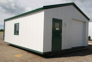 Full Metal Portable Garage / Shed Packages