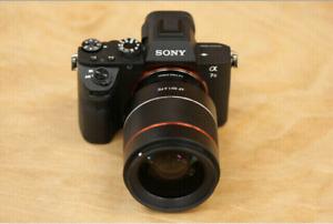 Rokinon 50mm f1.4 Sony e mount