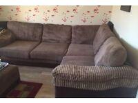 Dfs Hallow Corner Sofa