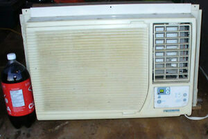 Big air conditioner for Large bilding.And other Smaller air cond