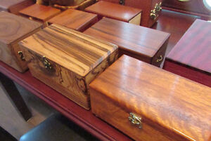 Urns...Homemade Wooden Boxes for Ashes Edmonton Edmonton Area image 3