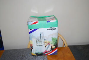 moulinex compact food processor