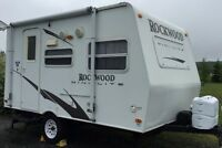 2008 Rockwood Mini Lite 16 ft - BUNKS!!
