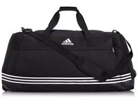 Adidas G74300 3-Stripes XL Team Wheeled Bag Trolley