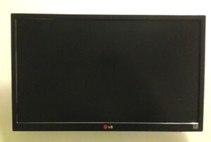 "Used 23"" LG LED Monitors/Model 23M45/Full HD/DVI-D/D-SUB"