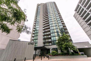 Yonge and Finch 1 bed plus den
