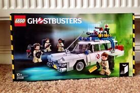 Lego Ghostbusters Ecto-1 New