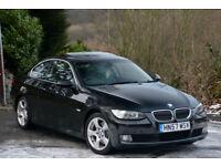 BMW 325 3.0 2008MY i SE COUPE BLACK MANUAL