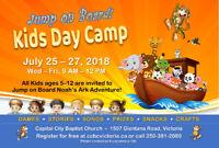 Kids Day Camp!