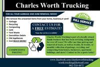 Garbage, recyling, organic and junk removal Antigonish