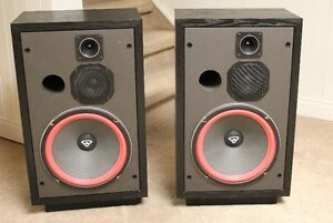 Cerwin Vega D5 Speakers