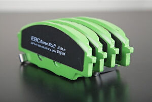 EBC GreenStuff Brake pads available! all makes and model! NEW