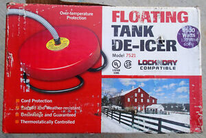 Allied Precision Floating Tank De-Icer - BRAND NEW!!
