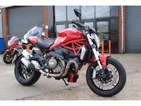 2015 - DUCATI MONSTER 1200, IMMACULATE CONDITION, £8,250 OR FLEXIBLE FINANCE