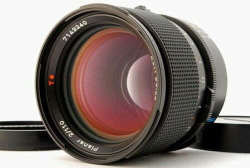 [Opt EXC+++++] Hasselblad Carl Zeiss T* Planar FE 110mm F/2 Lens From JAPAN 1096