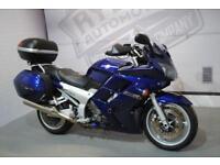2003 - YAMAHA FJR1300 WITH FULL LUGGAGE, £4,250