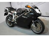 2007 - DUCATI 749 DARK, 748CC, IMMACULATE CONDITION, £4,500 OR FLEXIBLE FINANCE