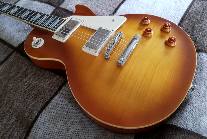 2015 Epiphone Les Paul Standard Plustop Pro | in Anstey, Leicestershire |  Gumtree