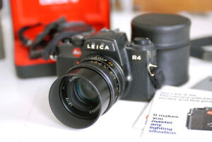 Leica R4 Body only